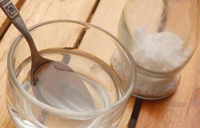 Раствор соли