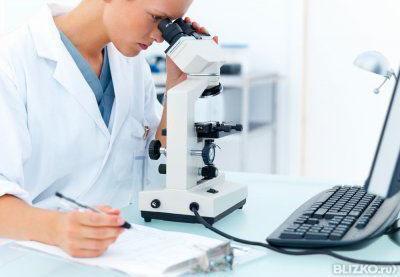 Исследование мазка на дифтерию