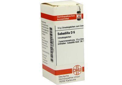Гомеопатический препарат Сабадилла