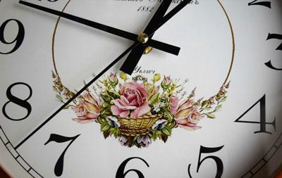 Тиканье часов