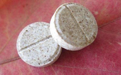 Таблетки мукалтина
