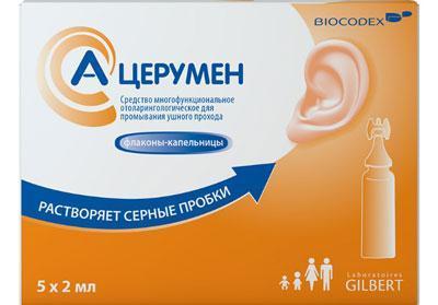 Препарат а-церумен