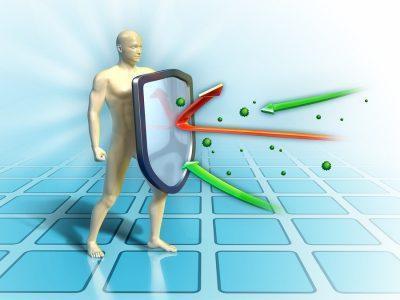 Укрепление иммунитета;