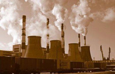Выброс вредных веществ
