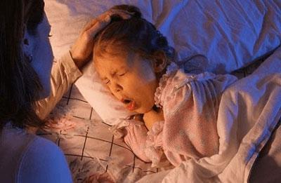 Ночной приступ астмы