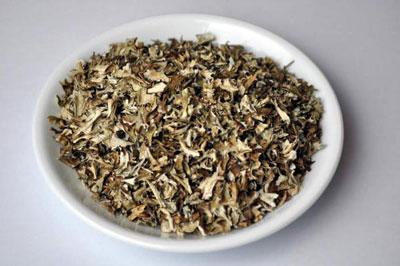 Сухой исландский мох