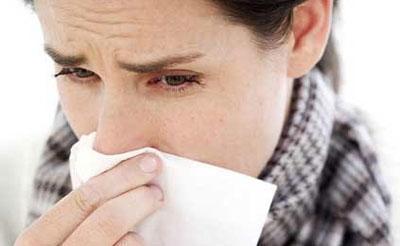 Очистка пазух носа