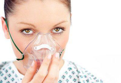 Ингаляция при боли в горле