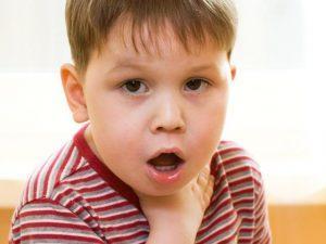 Затрудненное дыхание у ребенка