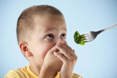 Волдыри на горле у ребенка