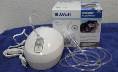 Небулайзер B.WELL WN-117