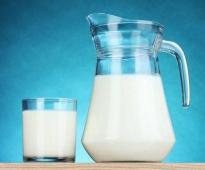 Жирное молоко