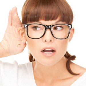 Понижение слуха