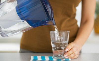 Стакан чистой воды