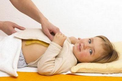 Горчичники на грудную клетку ребенку