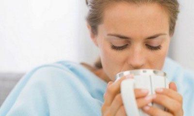 Питье при простуде