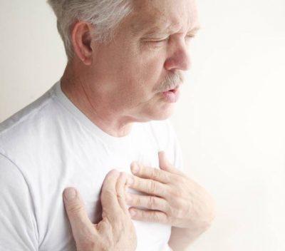 Затруднённость дыхания