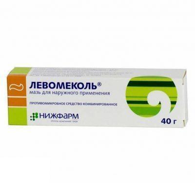 Левомеколь