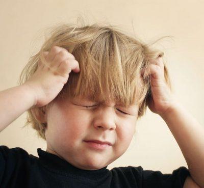Боль в голове у ребенка