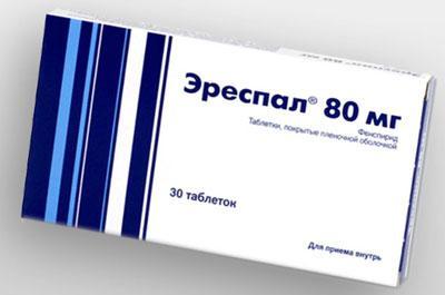 Препарат Эреспал