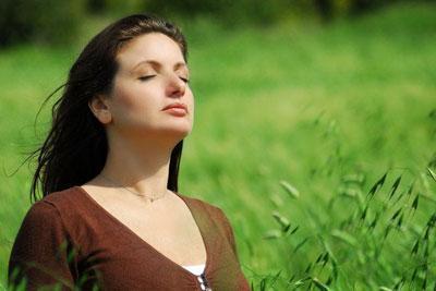 Дышать свежим воздухом