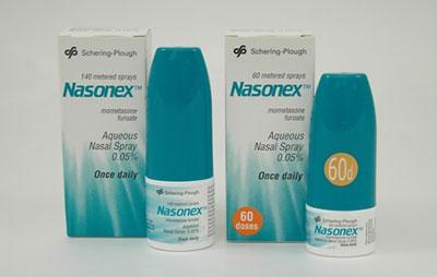 Назонекс различной дозировки