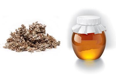 Исландский мох и мед