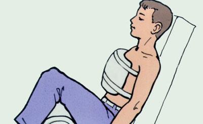Первая помощь при пневмотораксе