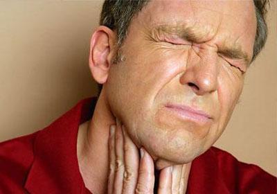 Воспаление и боль в горле