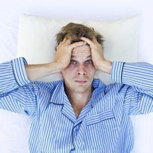 Сильные проблемы со сном