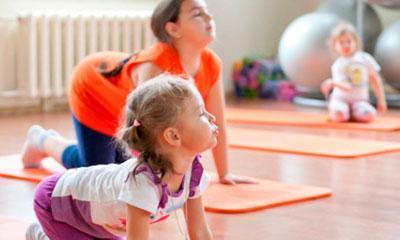 Упражнение для детей при астме