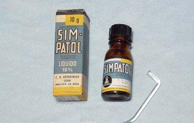 Препарат симпатол