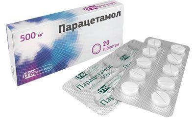 Препарат Парацетамол
