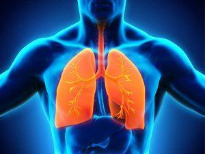 Хронический воспалительный процесс в лёгочных отделах