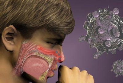 Микробы в носу