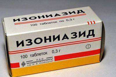 Препарат изониазид