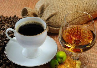 Снадобье с какао и коньяком