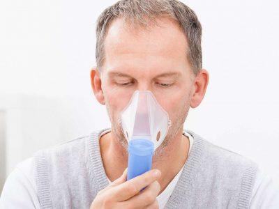 Ингаляции кислорода
