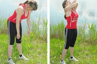 Упражнение гимнастики стрельниковой