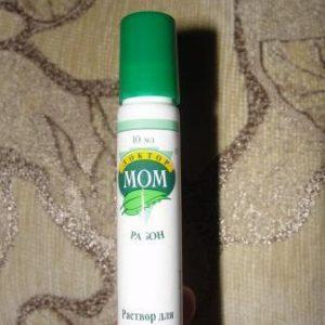 Роликовый карандаш Доктор Мом