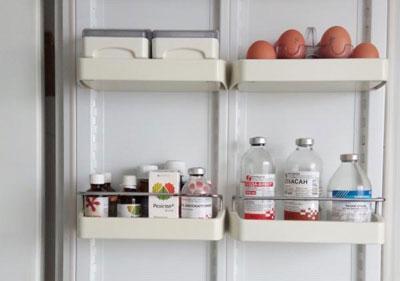 Лекарства в холодильнике