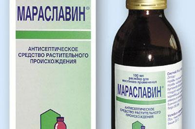 Препарат мараславин