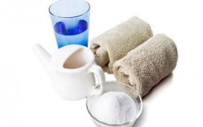 Соль для промывания носа