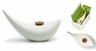 Керамический чайничек