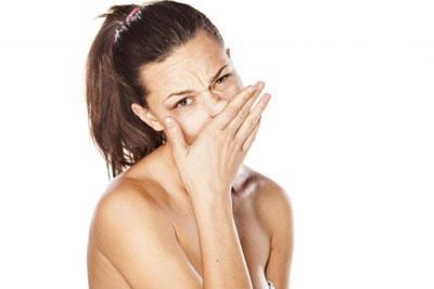 Жжение в носу
