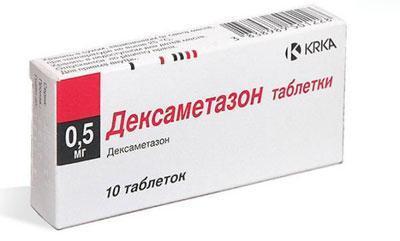 Препарат дексаметазон