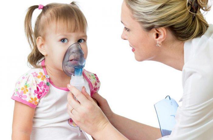 Ингаляция для ребенка