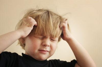 Боль в висках у ребенка