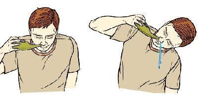 Правильное промывание носа