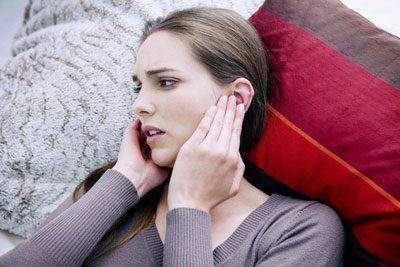 Лечение двухстороннего отита у взрослых